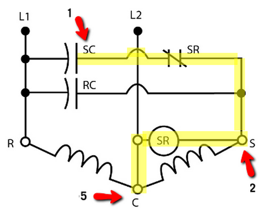 PR2 potential relays what happened to terminal 3? hvac training potential relay wiring diagram at n-0.co