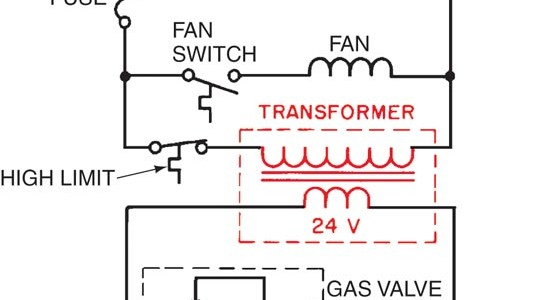 Hvac 24v Transformer Wiring Diagram